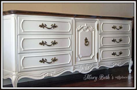 custom mixed white dresser general finishes design center