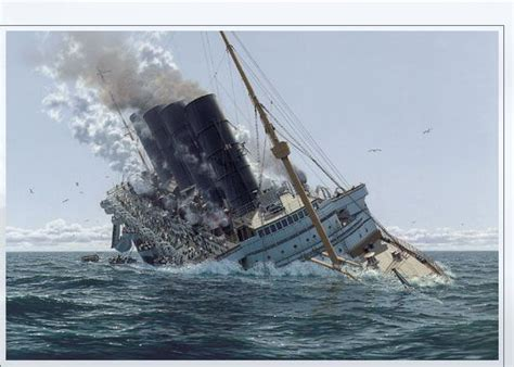 rms olympic sinking u boat 45 best images about lusitania a terrible waste of