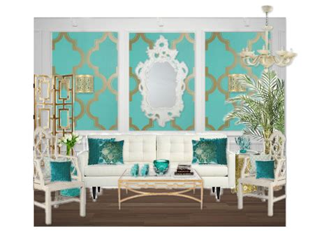 Teal Gold Living Room Ideas by That Color Teal