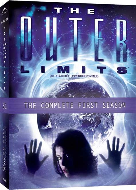 New Outer Limits Dvd