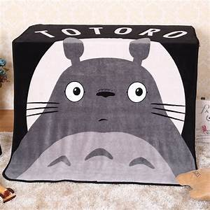 Totoro Baby Blanket Promotion-Shop for Promotional Totoro ...
