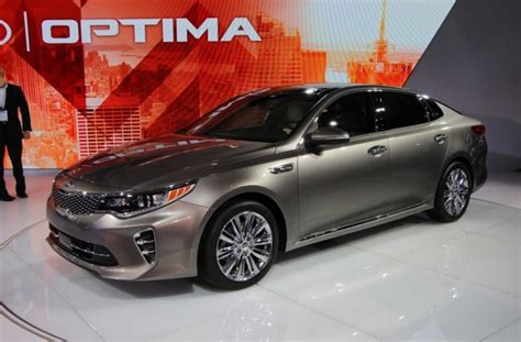 2019 Kia Optima  Auto Car Update