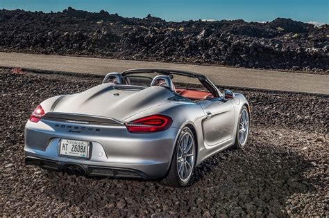 2016 porsche boxster spyder drive automobile magazine - Porsche Boxster Spyder