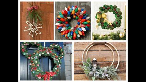 winter decorating ideas christmas wreath diy inspiration