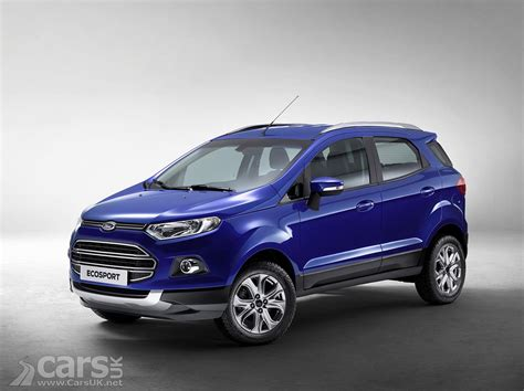 New Ford Ecosport Pictures