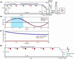 Figure S1   A  Schematic Diagram Of The Sand Flume And