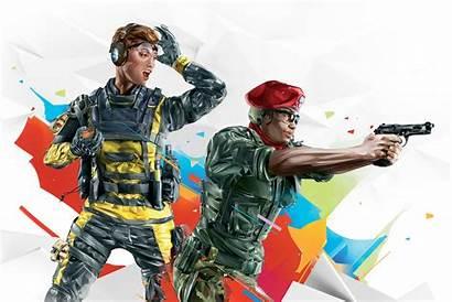 Siege Rainbow Six 4k Wallpapers Tom Clancys