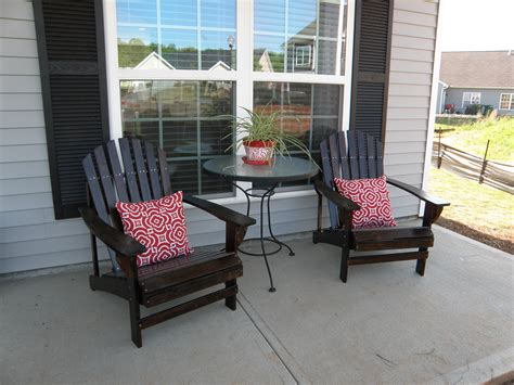 Small Porch Chairs by Front Porch The Stalnaker Home
