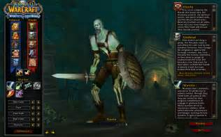 World of Warcraft Undead Hunter