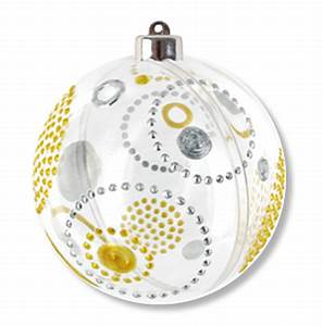 Boule Noel Transparente : d coration boules no l transparents 3 en 1 ~ Melissatoandfro.com Idées de Décoration