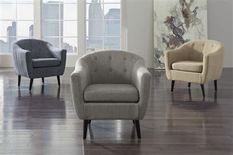 del sol  klorey  mid century modern accent chair
