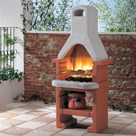 Kitchen Conservatory Ideas - corea masonry barbecue