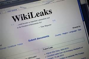 WikiLeaks: Researcher accuses whistleblowing website of ...