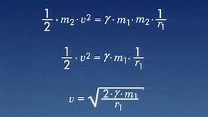 Kinetische Energie Berechnen : physik mechanik gravitationsfeld und potenzial mechanik physik telekolleg ~ Themetempest.com Abrechnung