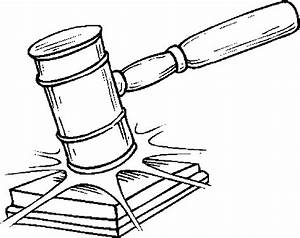 Judge In Courtroom Clipart - Clipart Suggest