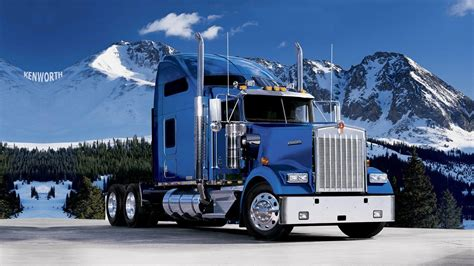 kenworth truck trucks kenworth peterbilt wallpaper 1920x1080 292206
