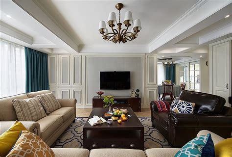 american living room design american romantic living room design