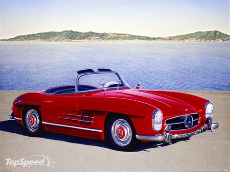 1962 Mercedes 300sl by 1957 1962 Mercedes 300sl Gullwing W194 Picture 43044