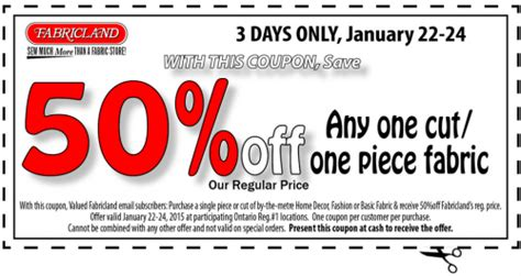 For 3 Days Only, Save 50% Off