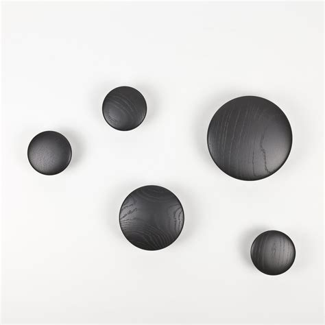 home design bedding muuto the dots black individual and set of 5 arrival