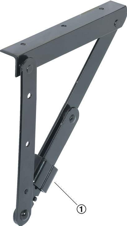 si鑒e rabattable pour support équerre rabattable pour tables et bancs ferrures de table pliante dans la boutique häfele