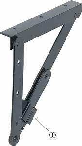 Support Pour Table Rabattable : support querre rabattable pour tables et bancs ferrures de table pliante dans la boutique ~ Melissatoandfro.com Idées de Décoration