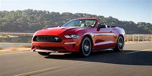 2020 Ford Mustang Review, Pricing, and Specs