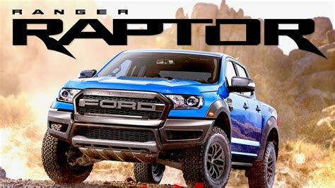 Wallpaper Ford Raptor 2019 HD