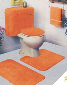 5 bathroom rug set ebay