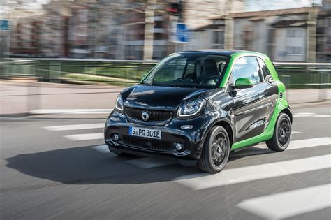 smart fortwo electric drive  review car magazine