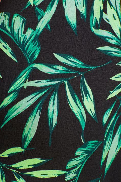 Div Background Image Url - black palm leaf culotte jumpsuit plus sizes 16 to 36