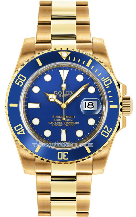 Buy this new Rolex Oyster Perpetual Submariner Date 116618 ...