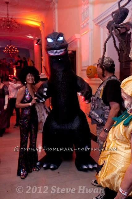 coolest godzilla king   monsters costume