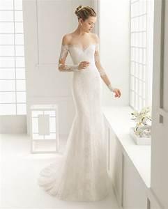 Latest off the shoulder wedding dresses 2017 for Stylish wedding dresses