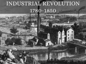 Agricultural and Industrial Revolution