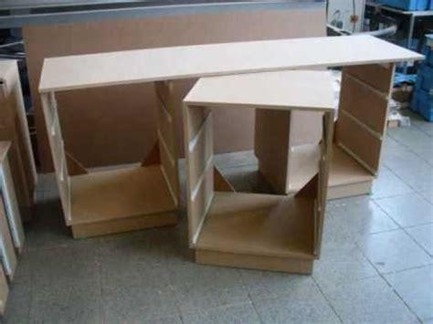 meuble bois rangement  tiroir youtube