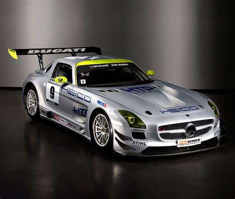 Cool Cars Mercedes Benz Sls Amg Gt3
