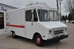 1974 Chevrolet P30 Step Van 80k Miles Food Truck   Bull