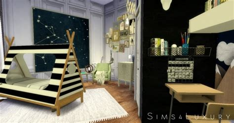 Boy Room At Sims4 Luxury » Sims 4 Updates