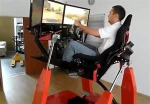 Jeux De Voiture 2015 : le simulateur g nial pour les jeux de course automobile ~ Maxctalentgroup.com Avis de Voitures