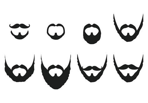 Mustache And Beard Vectors - Download Free Vector Art ...
