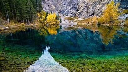 Lake Backgrounds Nature Laptop 4k Mountain Autumn