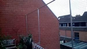 Katzenschutznetz Ohne Bohren : dachloggia balkon in k ln ohne bohren mit katzennetz ~ Watch28wear.com Haus und Dekorationen