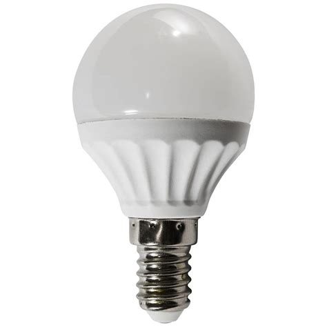 e14 4 watt led small edison golf light bulb warm white
