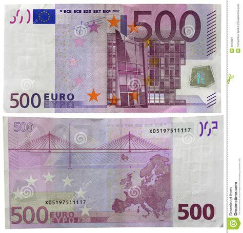 bureau de change dollar 500 image stock image 4010681