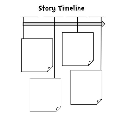 Timeline Template For Story by 47 Blank Timeline Templates Psd Doc Pdf Free