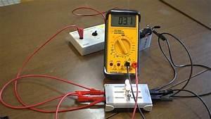 Appareil De Mesure De Tension électrique : mesure d 39 une tension dans un circuit lectrique youtube ~ Premium-room.com Idées de Décoration