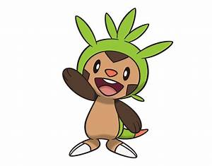 Chespin Pokemon XY