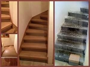 recouvrir escalier beton 33 0 6 30 66 78 63 youtube With peindre des escalier en bois 6 recouvrir un escalier en carrelage