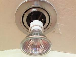 Replace a gu light bulb doityourself community forums